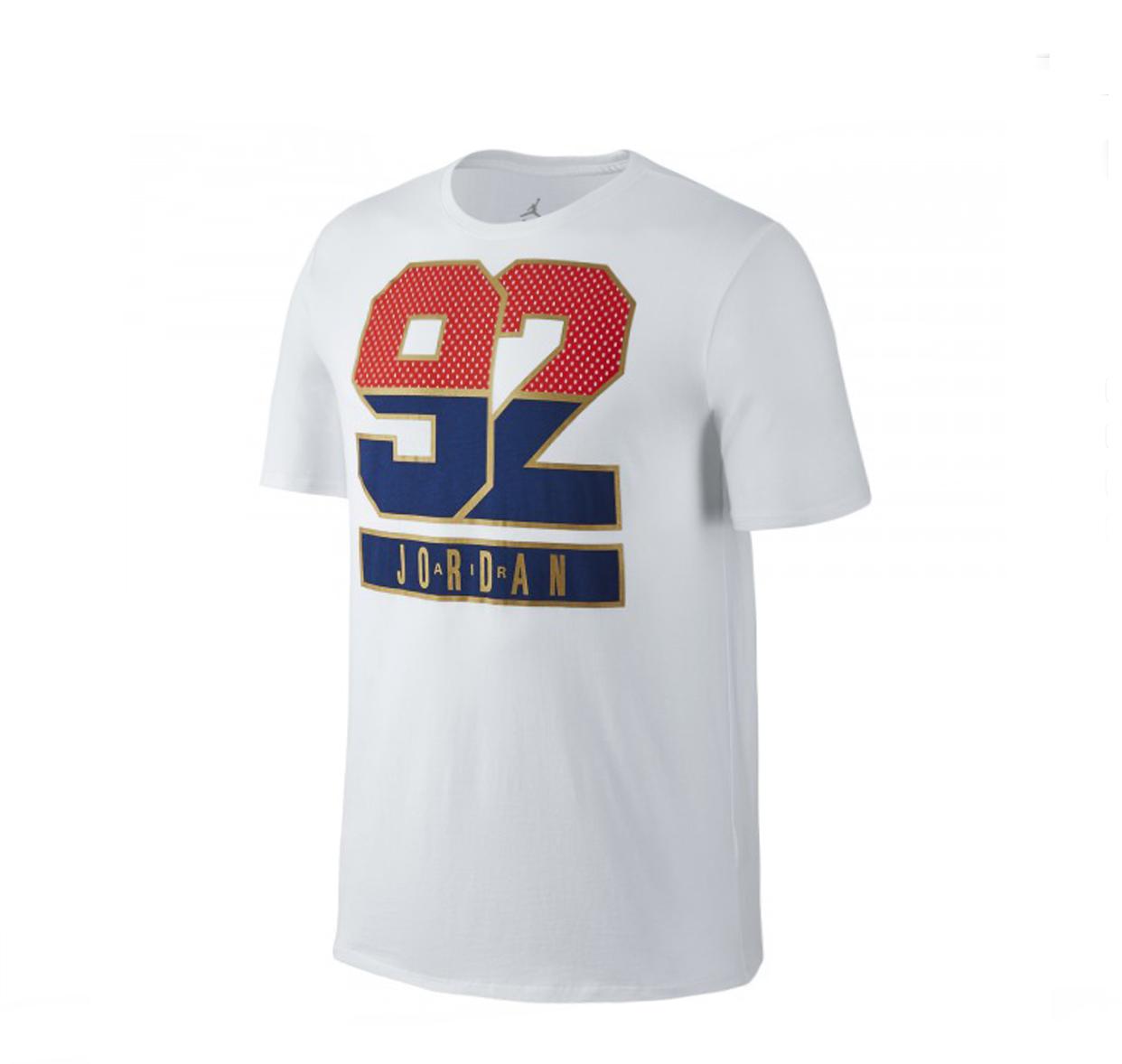 Hoodshop for 92 dream team t shirt