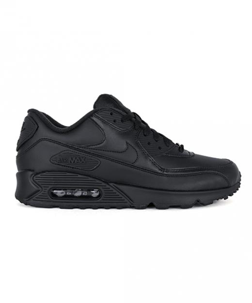 air-max-90-leather-exclusove-black-triple-black-302519-001