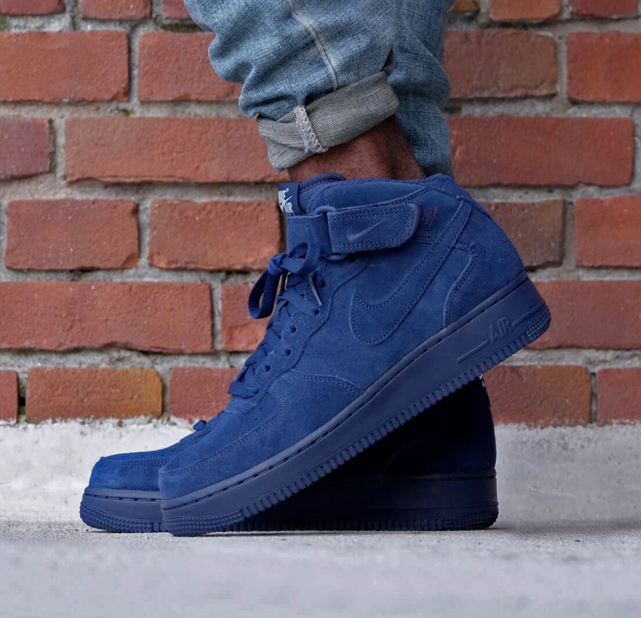 zapatillas air force one Mid