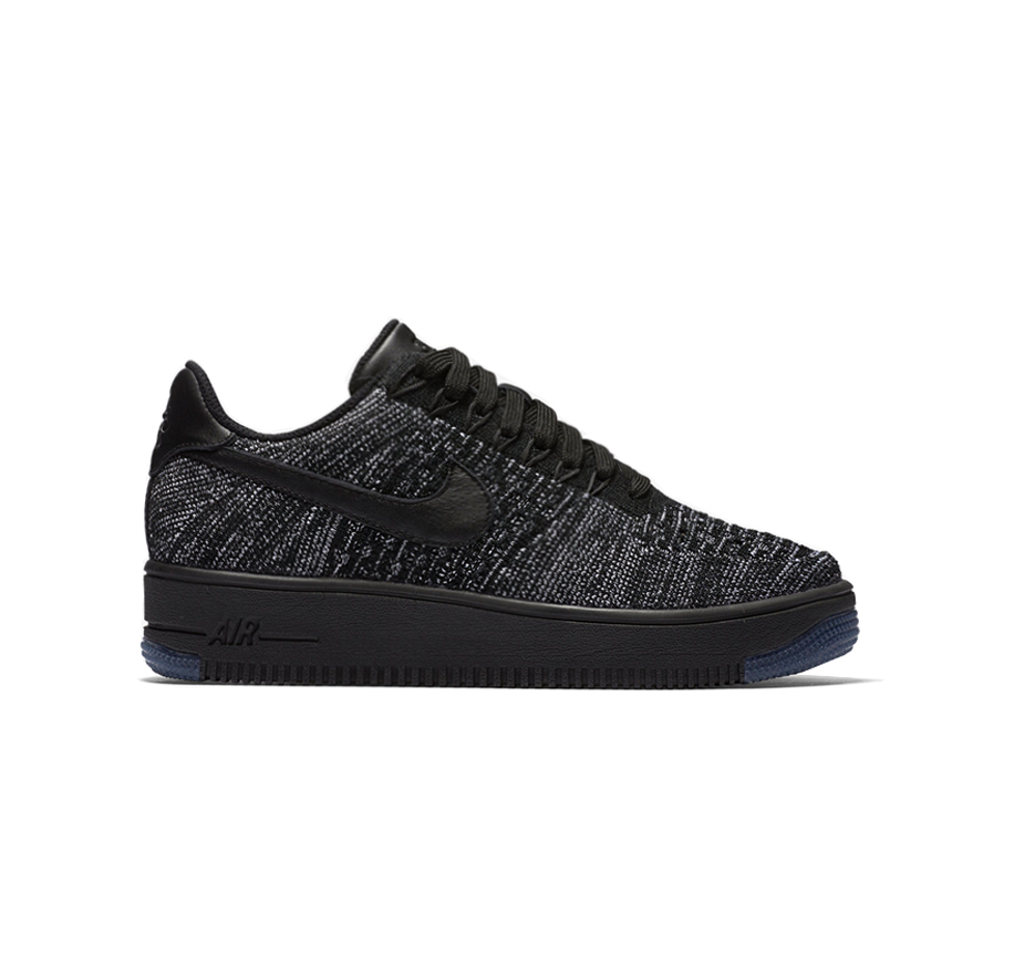 7d4f87138307e NIKE – AIR FORCE 1 FLYKNIT LOW (820256-007). Sneakers   shoes