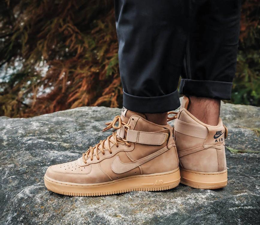 promo code 8016b c0f23 Nike Air Force 1 High  07 LV8 WB (882096-200)