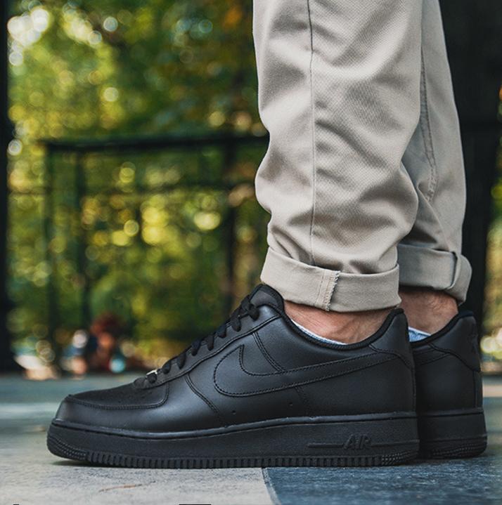 pretty nice 02867 70e4e Nike Air Force 1  07 (315122-001)