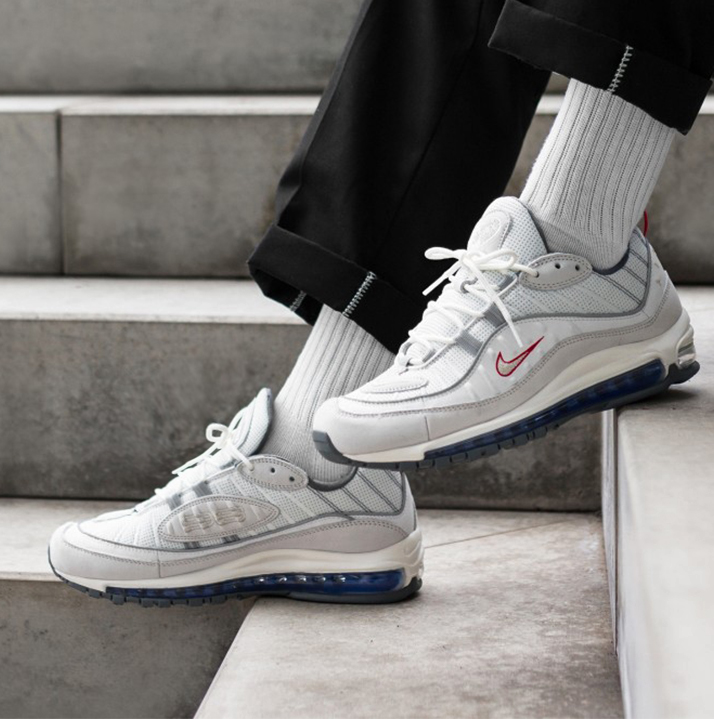 buy good many fashionable authentic Nike Air Max 98 (CD1538-100)