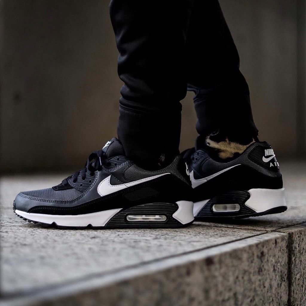 "Buena suerte Ofensa alegría  Nike Air Max 90 ""Iron Grey"" (CN8490-002)"