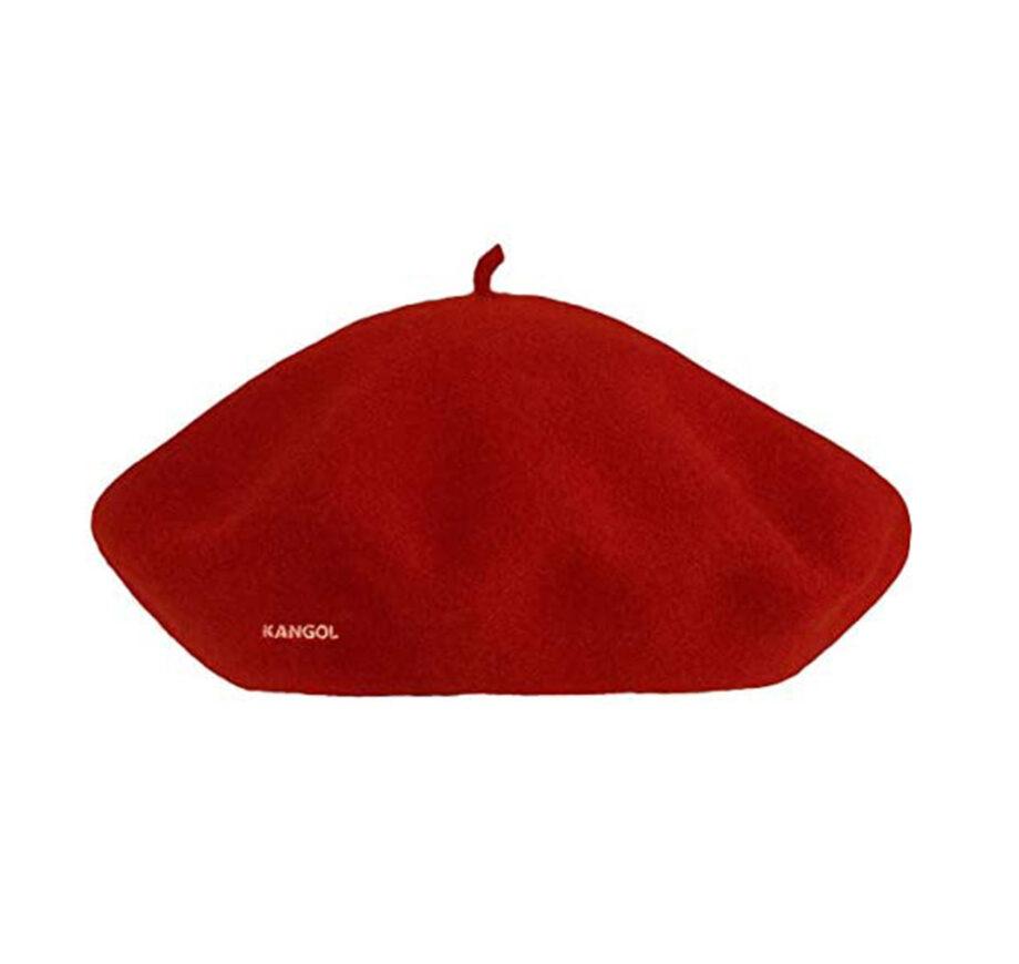 web-hoodshop-kangol web 3388BC MODELAINE BERET RED